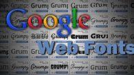 「Google Fonts」免費字型網站已經推出好一段時間,目前裡面共有 804 […]