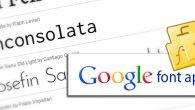 「Google Fonts」免費字型網站已經推出好一段時間,目前裡面共有超過 8 […]