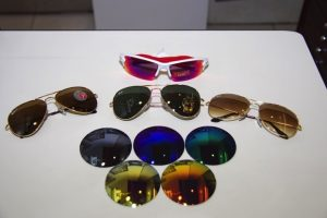 恆源眼鏡 品牌太陽眼鏡改有度數-選好要的鏡片顏色,店家說明怎麼選跟相關限制 2