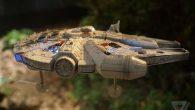《星際大戰》千年鷹號太空船是所有粉絲心中無可匹敵宇宙戰艦,過去也有很多玩具公司把 […]