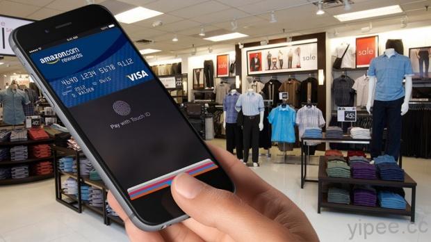Visa 在香港提供使用 Apple Pay 行動支付