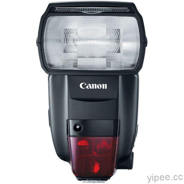 Canon Speedlite 600EX II-RT專業無線傳輸閃光燈,燈頭採用更耐熱的物料