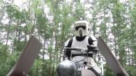 如果你是星際大戰粉絲,那你肯定知道電影裡這輛由帝國偵察兵騎乘的反動力摩托車。這輛 […]