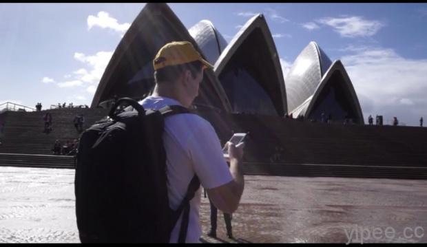 全球首例:《Pokemon Go》超級玩家在澳洲完成全球探索之旅