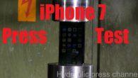液壓機大叔又來了,這次新對象是 iPhone 7!把 iPhone 7 直立放在 […]