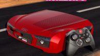 這款以 Audi 奧迪 R8 跑車車頭設計的 Xbox One 主 […]