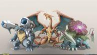 《Pokémon Go》紅了以後,有許多團隊重新設計二繪寶可夢,也有設計師重新設 […]
