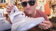 電影《回到未來》的自動綁鞋帶球鞋 Nike MAG 今年推出限量 89 雙,其中 […]