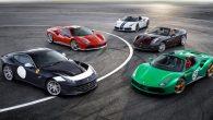 義大利超跑品牌 Ferrari 法拉利成立迄今已有 70 週年,為了慶祝特地與  […]