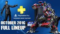 PlayStation Plus 會員可以開始摩拳擦掌等到 2016 年 10  […]