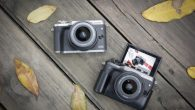 Canon 文青款迷你單眼 EOS M6 在台開賣,復古外型設計以石墨黑及復古銀 […]