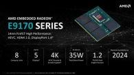 AMD 發表 AMD Radeon E9170 系列嵌入式 GPU,是首款基於「 […]