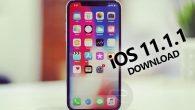 Apple 公佈 iOS 11.1.1 更新,距離 iOS 11.1 更新釋出只 […]