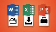 Microsoft Office 雖然是最基本的辦公室文書工具軟體,但不見得每一 […]
