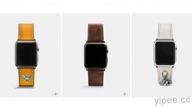 時尚品牌 Coach 發表 Apple Watch 秋季皮革錶帶,主打簡單的皮革 […]