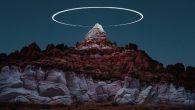 以沉積岩岩柱而聞名的北美大漠石林裡,攝影師Reuben Wu拍下一系列岩柱上 […]