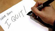當你想要辭職,卻又不知道該怎麼跟老闆開口的時候,或許可以試試透過「辭職信」透露你 […]