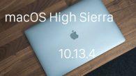 在 macOS High Sierra 10.13.4 更新釋出一個月後,App […]