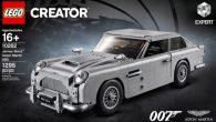 在 7 月初左右,知名車廠 Aston Martin 透露 LEGO 樂高將推出 […]