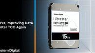 Western Digital 推出 15TB Ultrastar DC HC6 […]