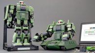 鋼彈機器人是許多人喜歡的玩具模型之一,但…如果鋼彈不只是塑膠模型,而 […]