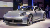 在近日的洛杉磯車展上,2020 年全新一代的 Porsche 保時捷911 C […]