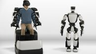 Toyota 第三代人形機器人 T-HR3 在 2017 年底發表,能同步作業員 […]