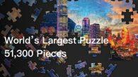 拼圖需要的不只有耐心,還要細膩的心思,尤其是遇到千片拼圖組成的圖案時,更需要花費 […]