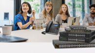 基於雲服務及 VoIP、影片串流與 IP 監控等應用的發展,中小企業愈來越依賴網 […]