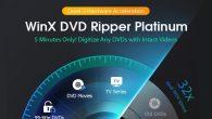 WinX DVD Ripper Platinum 多功能 DVD 轉檔軟體放送中 […]