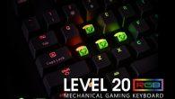 曜越科技發布 Level 20 RGB 機械式雷蛇軸電競鍵盤,採用雷蛇機械式綠軸 […]