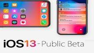 原本預期在 2019 年 7 月才會推出的 iOS 13 Public Beta […]