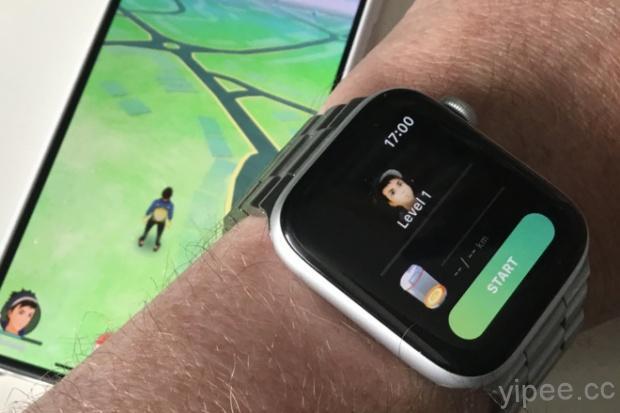 《Pokémon GO》玩家注意!自 7/1 起停止支援 Apple Watch 計步功能