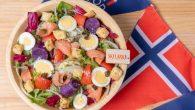 (SkyLARK 加州洋食館 挪威鮭沙拉) 挪威海產推廣協會首次舉辦「挪威鮭魚月 […]