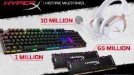 Kingston 金士頓旗下電競品牌 HyperX 自 2014 年第一款電競耳 […]