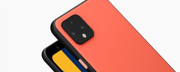 Google Pixel 4 及 Pixel 4 XL 終於亮相,規格部分大多與 […]
