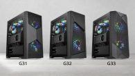 曜越推出 Commander G 強化玻璃中直立式機殼系列,共有 G31、G32 […]