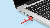 筆記型電腦內建儲存容量不夠,多數人都會加上 USB 隨身碟儲存資料,但是由隨著  […]