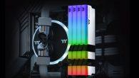 曜越推出全新 TOUGHRAM RGB DDR4 (雪白版) 系列記憶體 3,2 […]