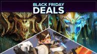黑色星期五優惠活動不只 Steam 推出,Blizzard Entertainm […]