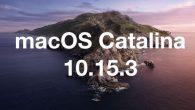 Apple 發布 macOS Catalina 10.15.3 更新,這是 ma […]