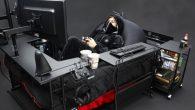 日本電競傢俱品牌 Bauhutte 先前為遊戲開發人員和動畫師設計一款可收納在辦 […]