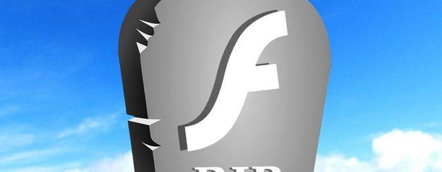 Adobe Flash 營運迄今長達 24 年,官方早在 2017 年公告將在  […]