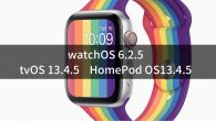 Apple 更新除了釋出 iOS 13.5、iPadOS 13.5 之外,另外也 […]