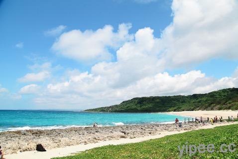 每到夏天就要去海邊!推薦台灣戲水景點