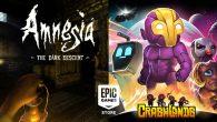 Epic Games Store 推出最新的限時免費活動,這次放送的遊戲有《Am […]