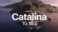 Apple 蘋果公司發布macOS Catalina 10.15.5 更新,這 […]