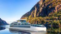 挪威造船廠 Havyard 日前設計一艘電動觀光船,長達 70 公尺的船身,可乘 […]