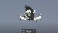 俄羅斯無人機生產商 Hoversurf 打造的飛天摩托車「Scorpion ho […]