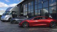 2017 年首次發表的特斯拉 Tesla Roadster 電動跑車從 0 加速 […]